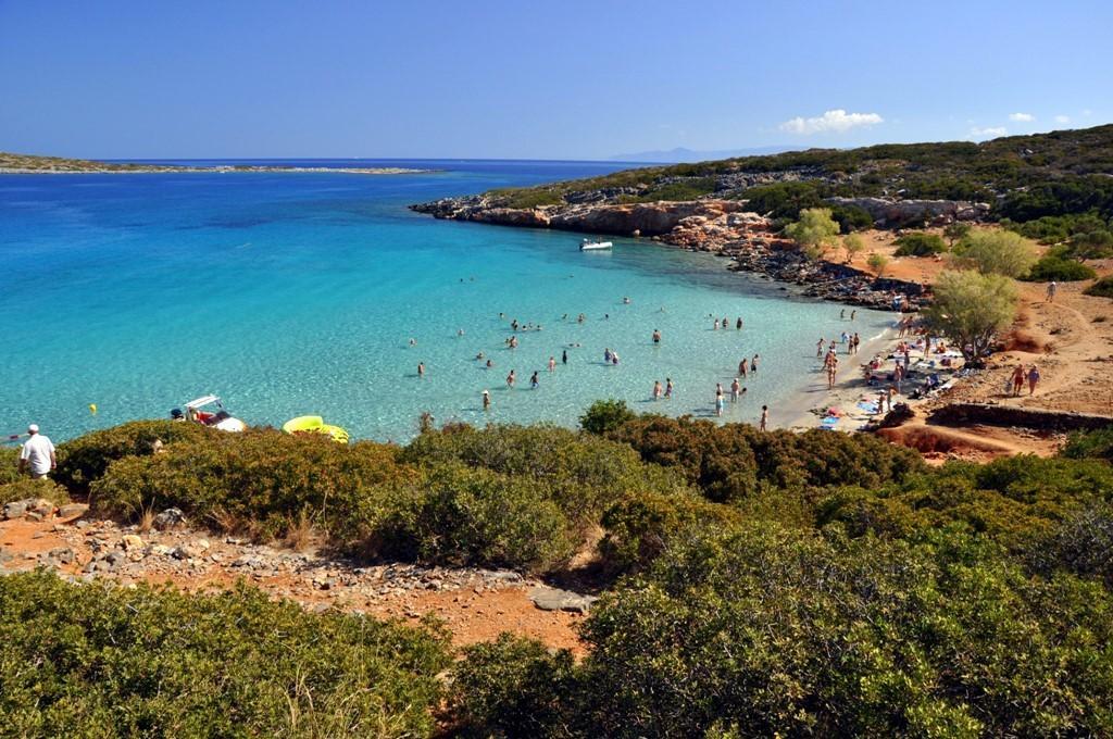 Kolokytha Beach - Spinalonga - Elounda - Creta