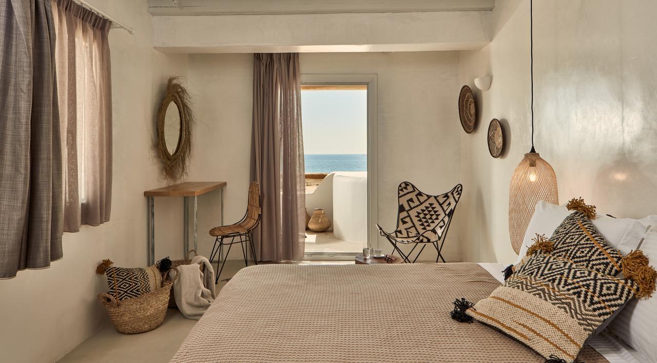 Naxian on The Beach - hotel de luxo em Naxos - Plaka Beach