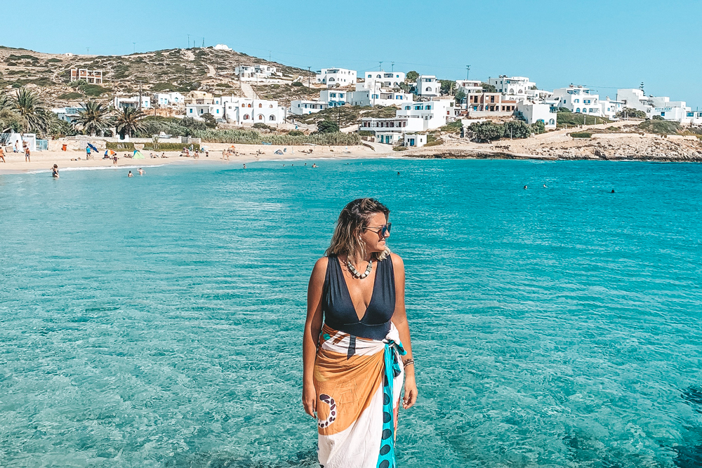 Stavros Beach - Donoussa Island
