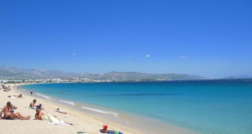 Agios Prokopios Beach - Naxos - Melhores praias de Naxos