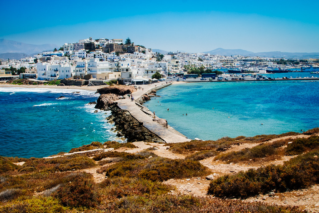 dicas de Naxos
