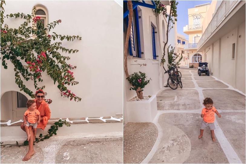 Dicas de Naxos - centro Chora
