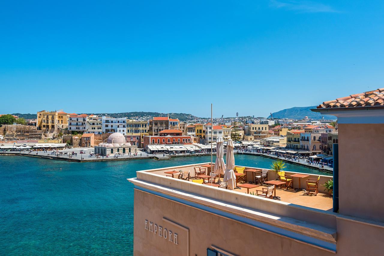 Hotel Amphora Chania - Creta - Grécia