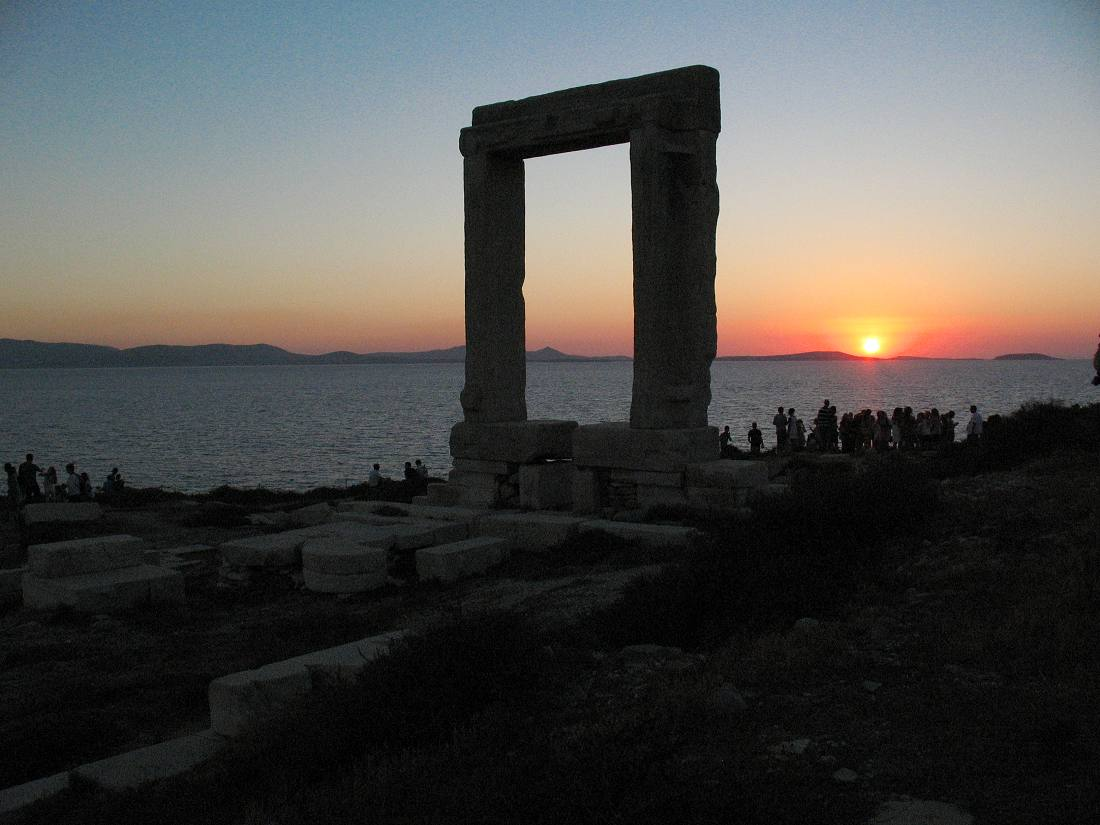 Portara - Templo de Apollo - Naxos