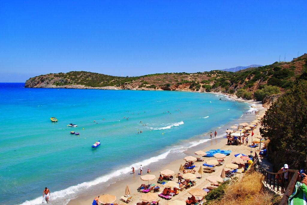 Voulisma Beach - Agios Nikolaos - Creta - Grécia