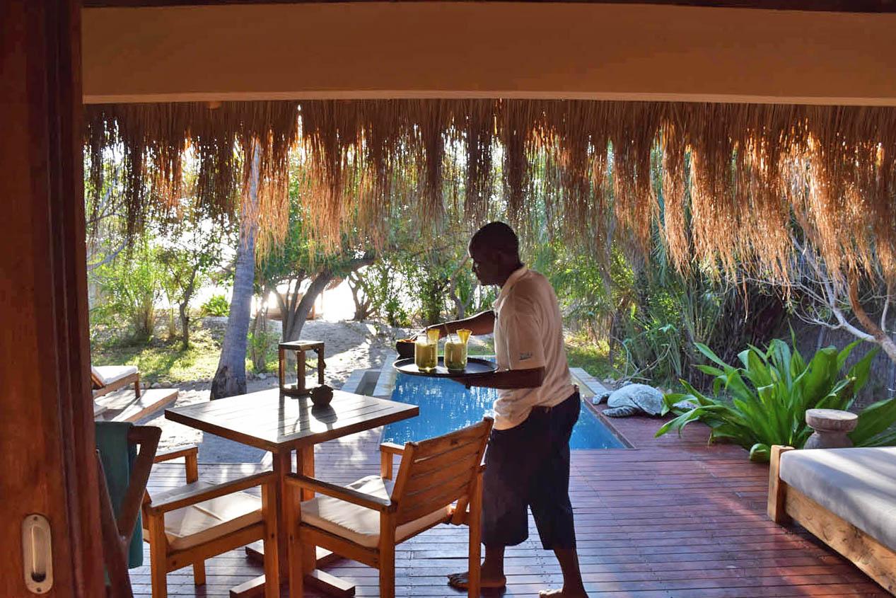 Azura Benguerra Island - Mocambique - Arquipelago de Bazaruto - Vilanculos