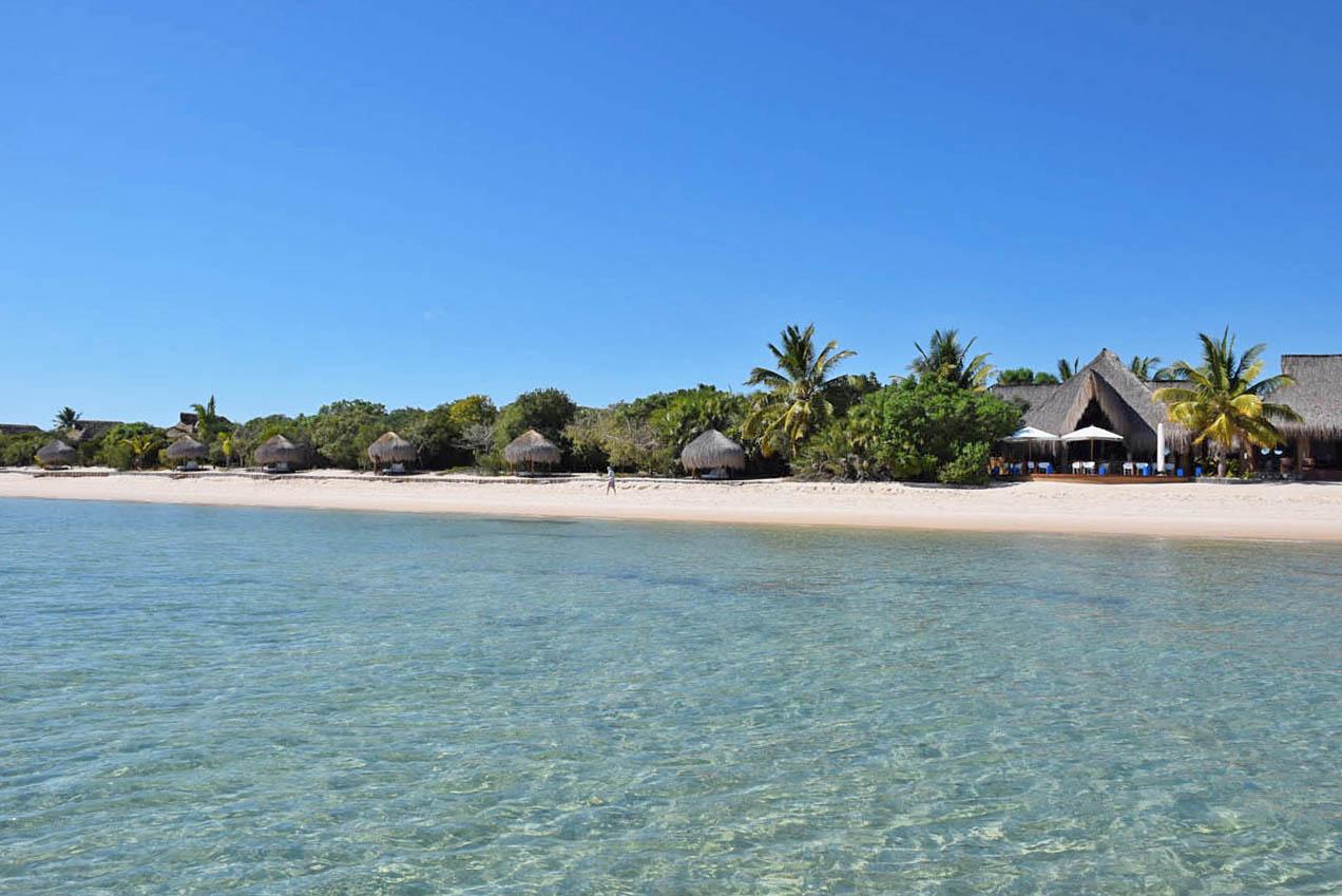 Azura Benguerra Island - Moçambique - Arquipélago de Bazaruto - Vilanculos