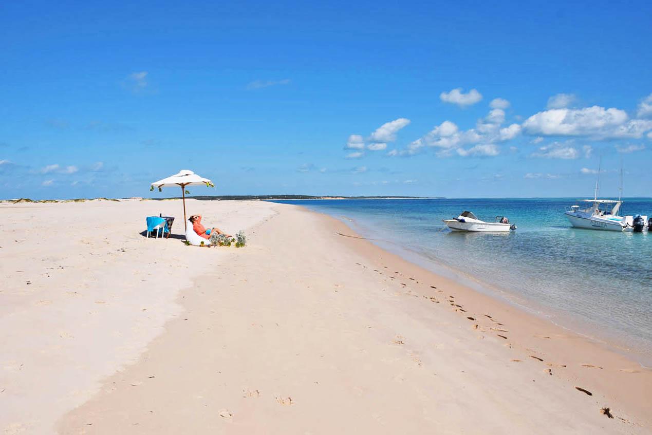Bazaruto - Benguerra - Vilanculos - Mozambique