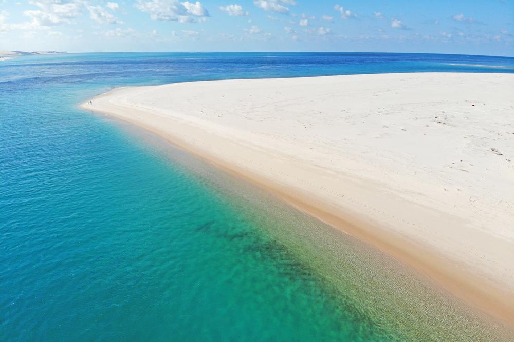 Azura Benguerra Island hotel mocambique