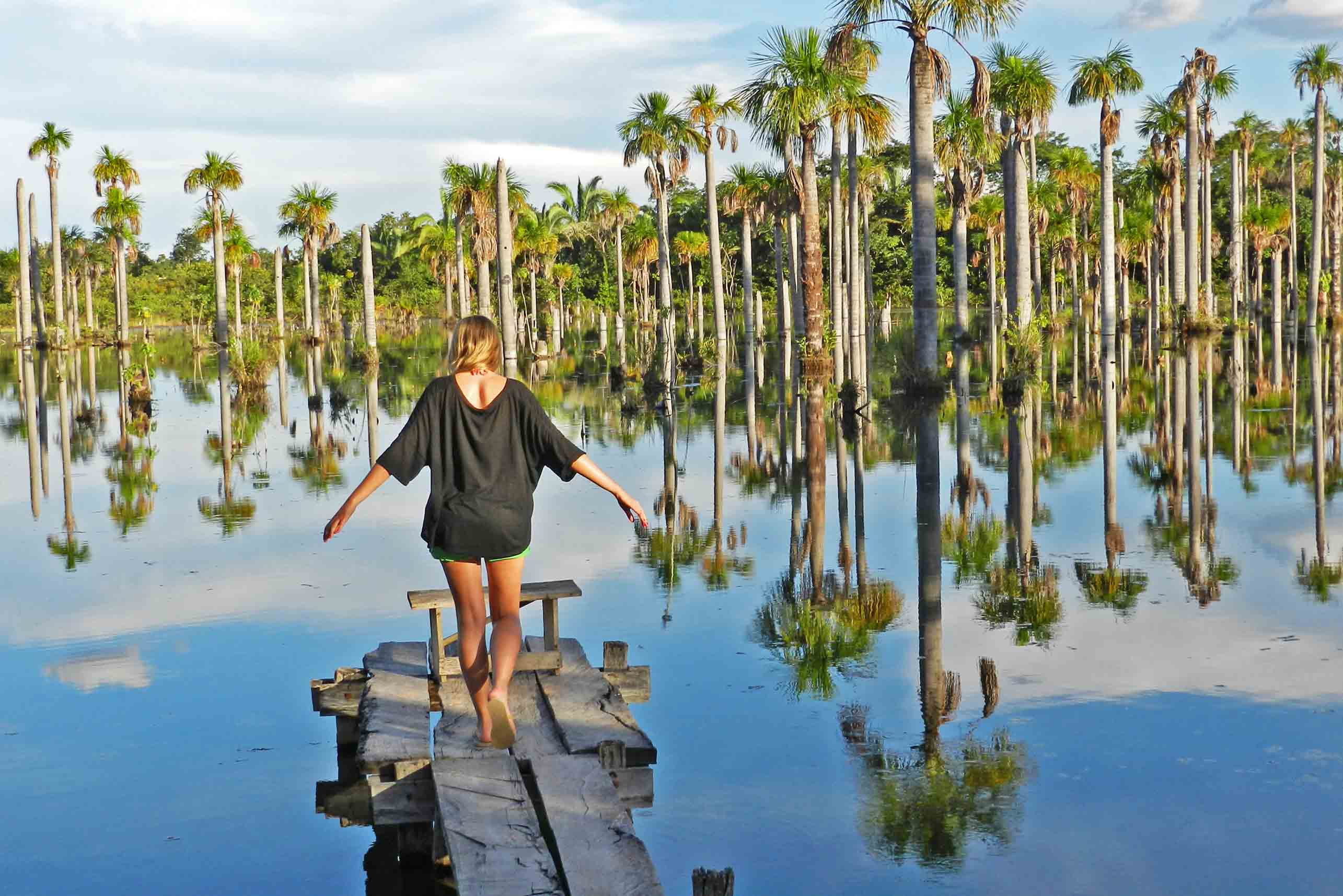 Lagoa das Araras - Nobres - MT - Lala Rebelo