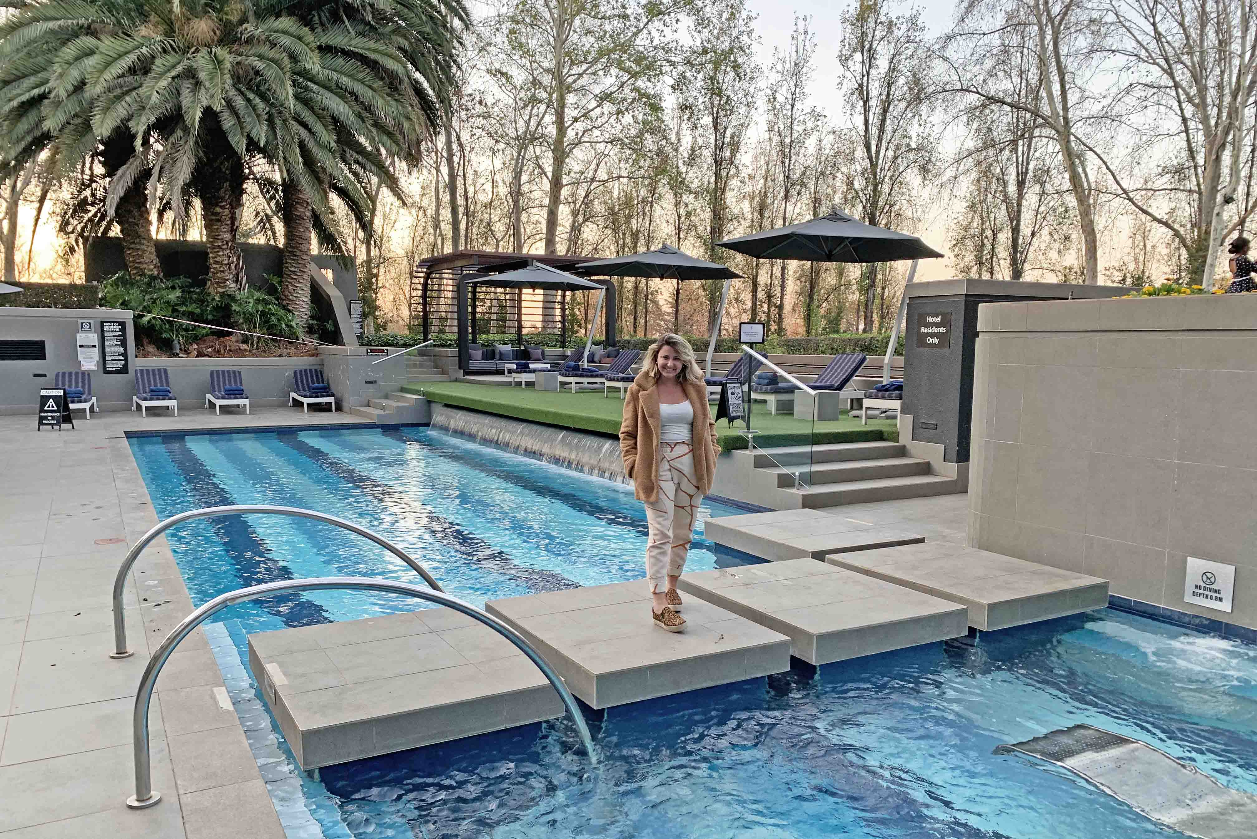 Onde ficar em Joanesburgo - dicas de hotéis - The Maslow Sandton