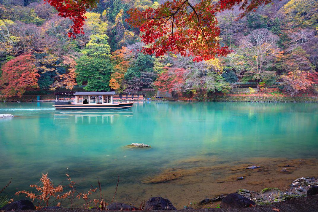 Katsura River - Outono - Japão - o que fazer