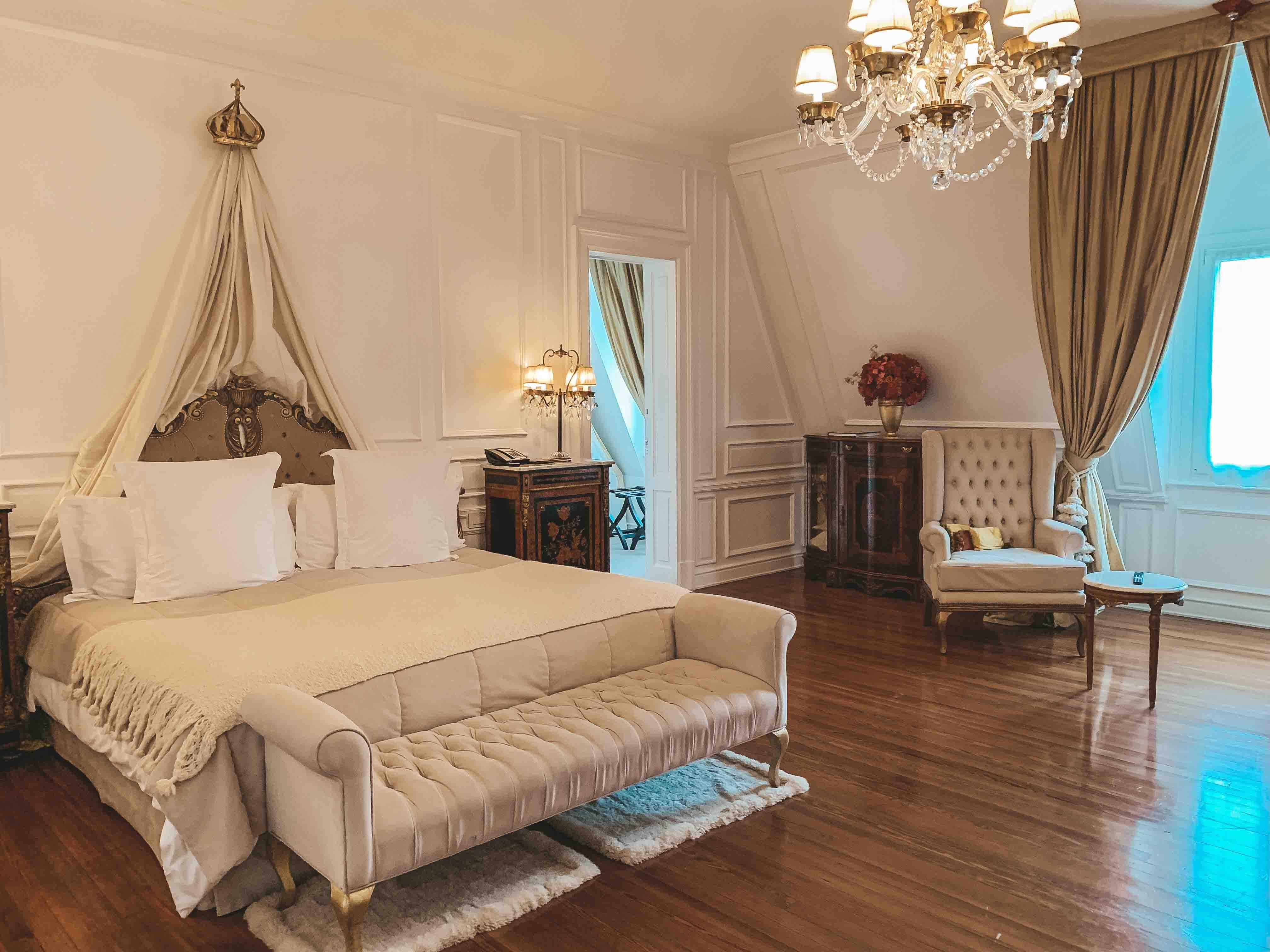 La Mansion Four Seasons Buenos Aires suite 107 Alzaga Unzue