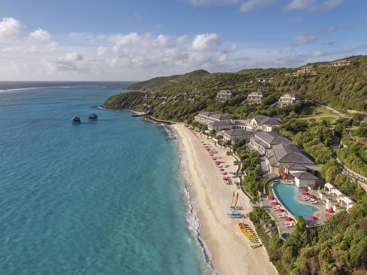 Mandarin Oriental Canouan Caribbean resort