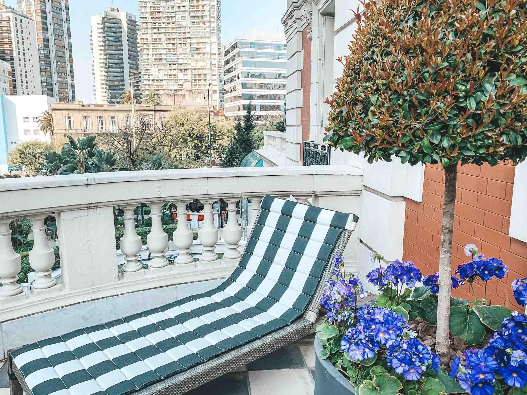 Suite Presidencial Four Seasons Buenos Aires - La Mansion 101 - o melhor hotel de Buenos Aires - Recoleta