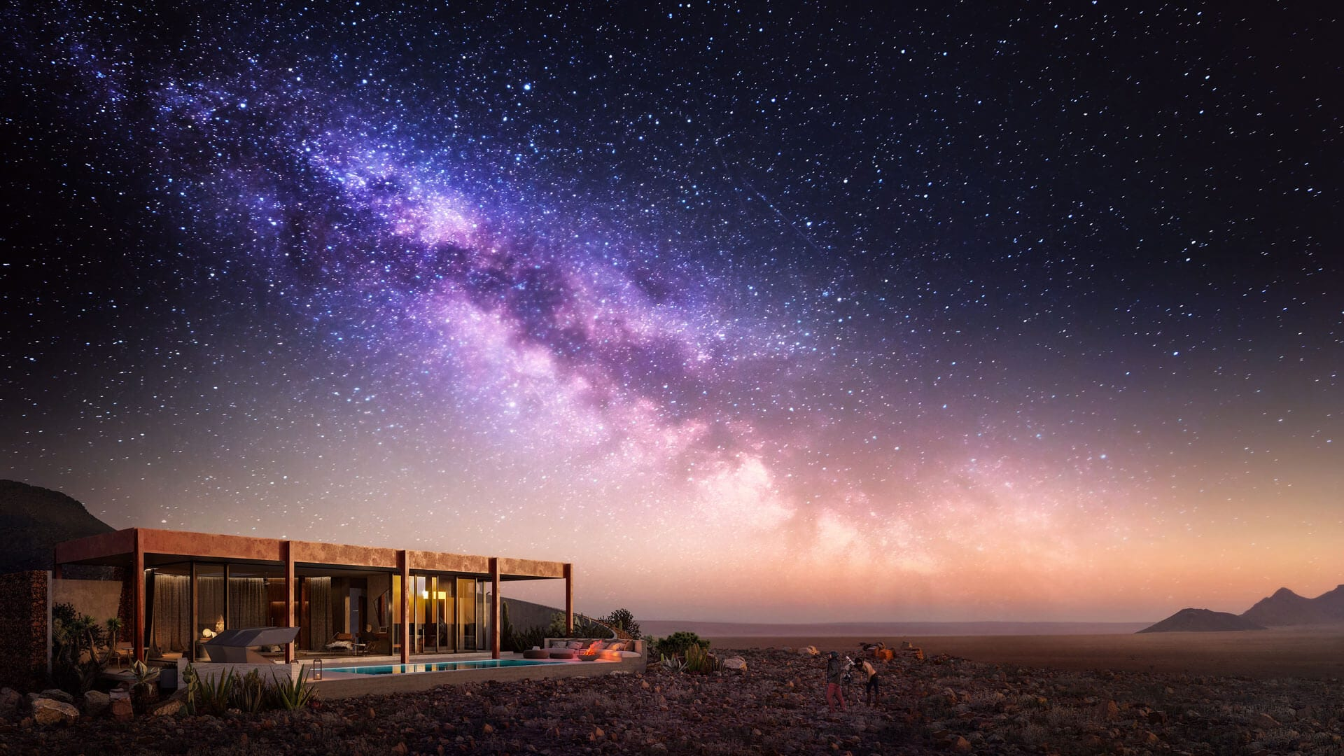 andBeyond Sossusvlei Desert - Namibia - onde ficar