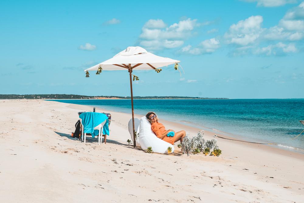 Azura Benguerra Island - Bazaruto Archipelago - Mozambique