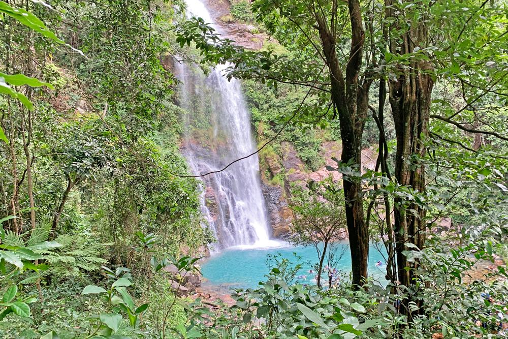 Cachoeira Serra Azul Nobres MT