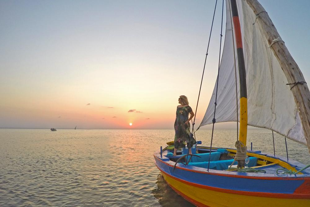 Azura Benguerra - Sunset Dhow Cruise