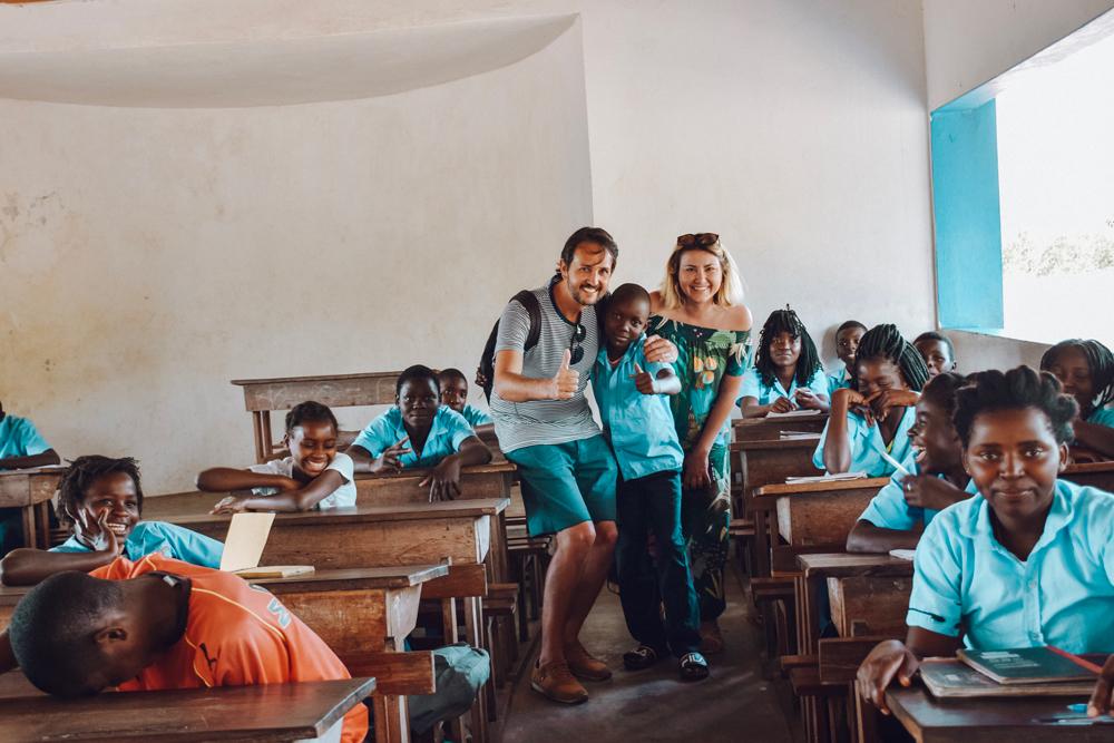 Azura Rainbow Fund - Azura Benguerra Island - Mocambique