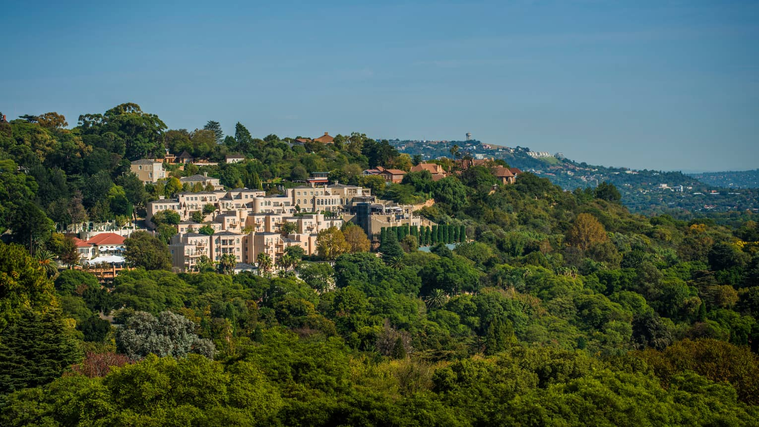 Hotel Four Seasons The Westcliff Joanesburgo