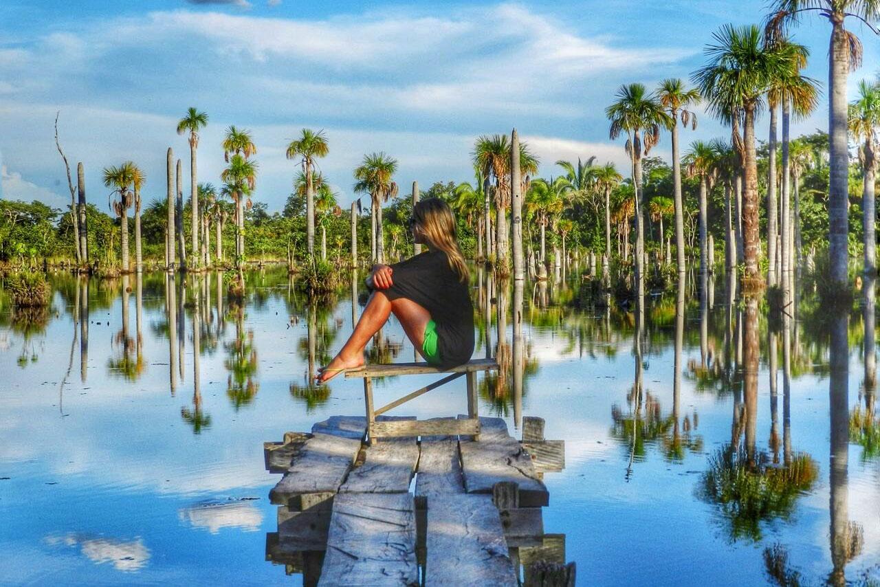 O que fazer em Nobres - Lagoa das Araras