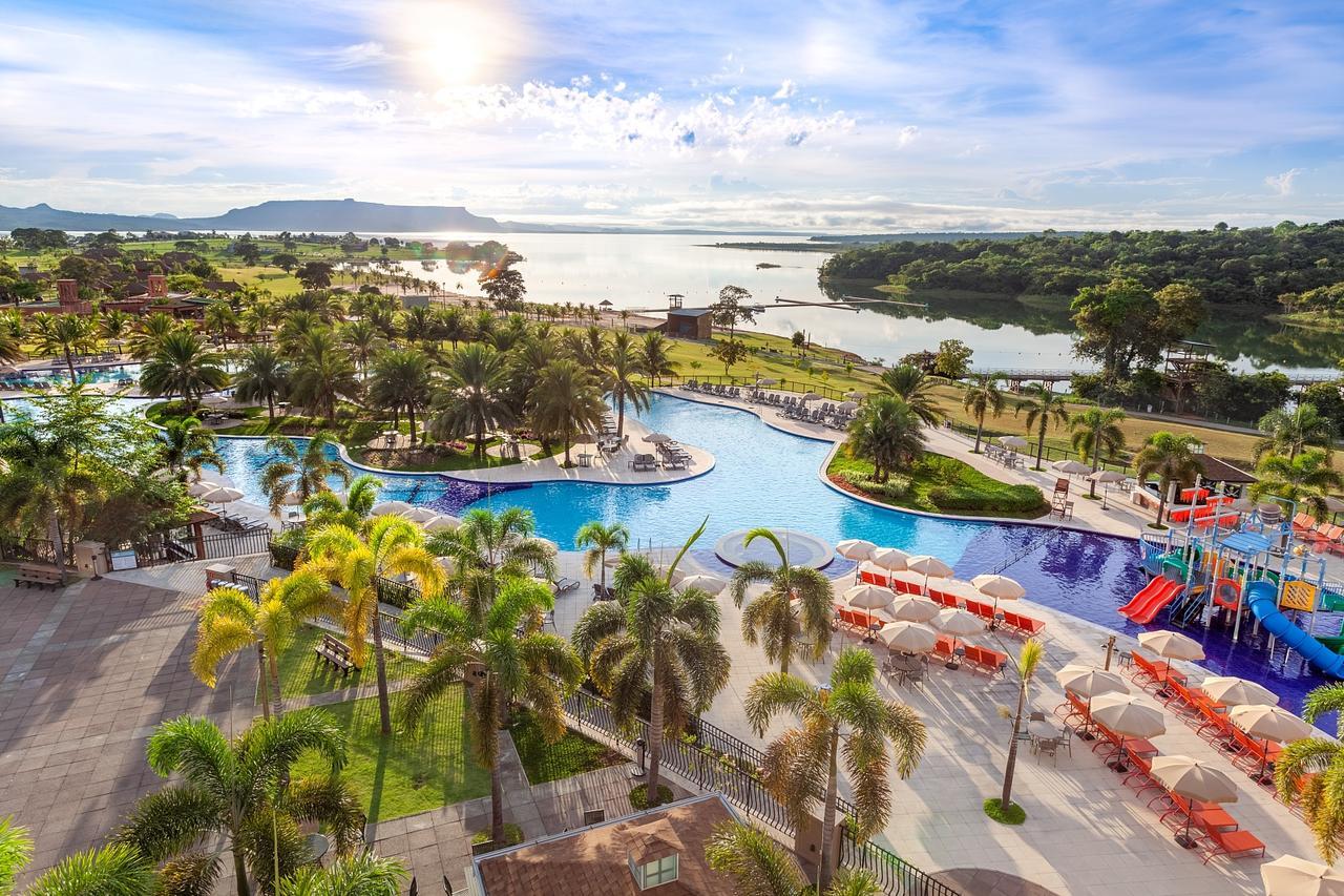 Malai Manso Resort - Chapada dos Guimarães - Nobres - Mato Grosso