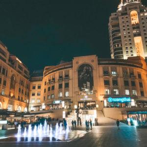 Nelson Mandela Square - Sandton - O que fazer em Joanesburgo