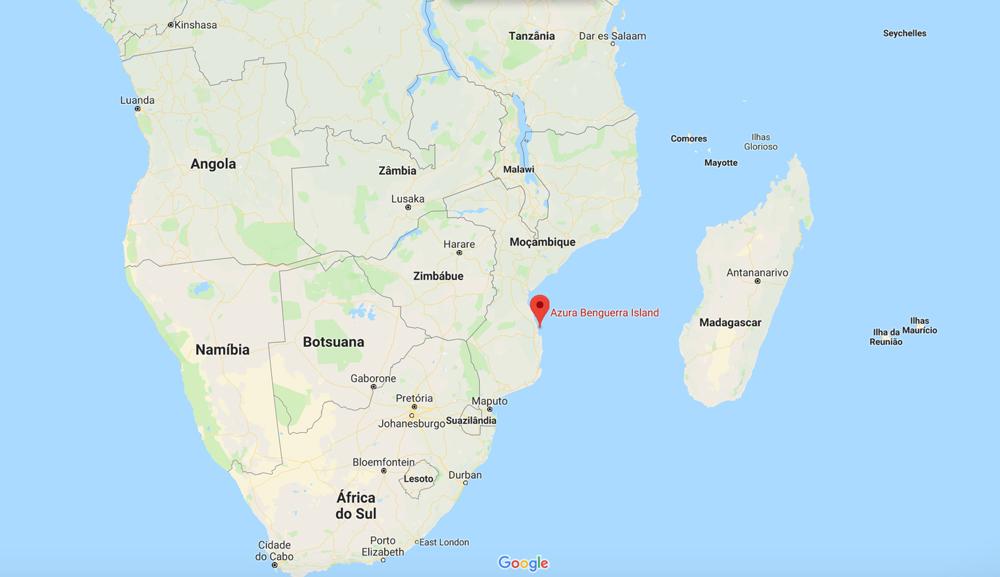 destinos de praia na áfrica