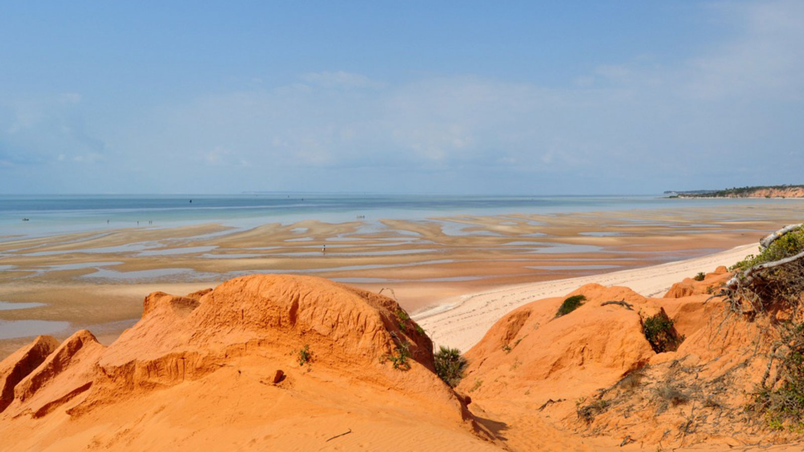 Red Dune Beach - Vilanculos - Moçambique
