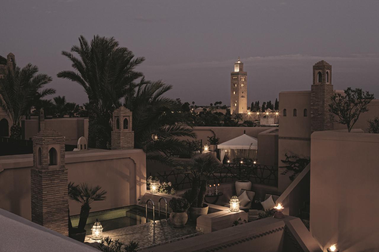 destinos de lua de mel mes a mes - royal mansour marrakech