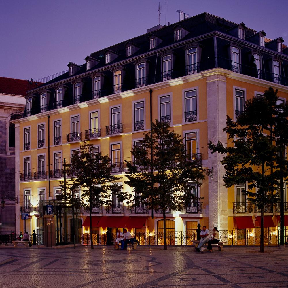 Bairro Alto Hotel Lisboa depois da reforma