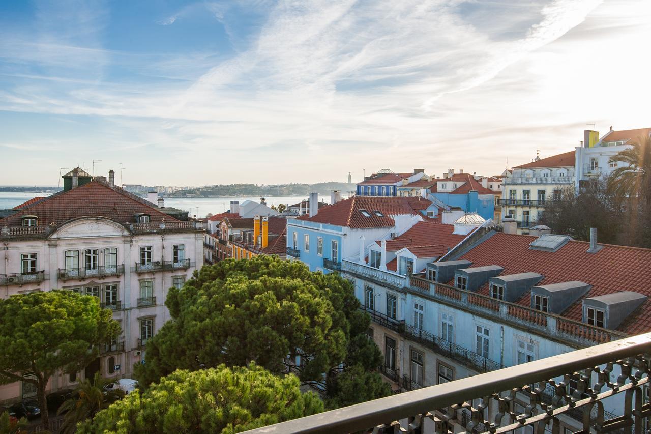 BAIRRO ALTO HOTEL - QUARTO PRESTIGE COM VISTA PARA RIO TEJO