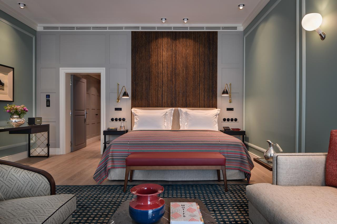 Bairro Alto Hotel Lisboa - quartos