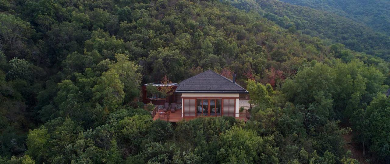 Clos Apalta Residence - Lapostolle - hotel de luxo relais et chateaux no Vale do Colchagua - Chile