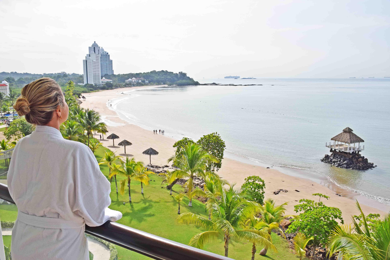 Praia na cidade do Panama - PLAYA BONITA