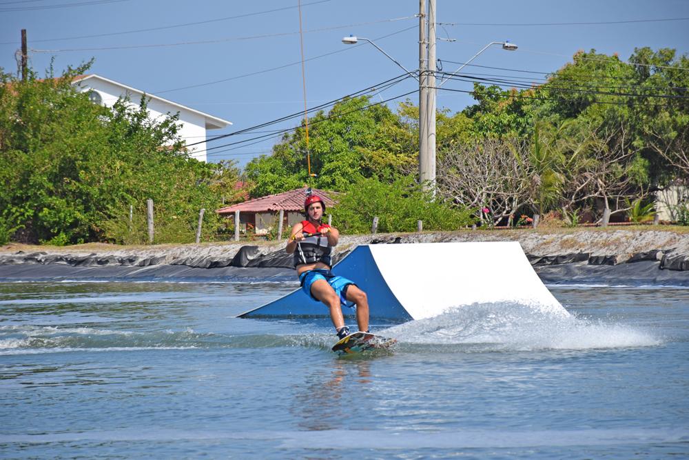 Nitrocity Panamá - wakeboard punta chame