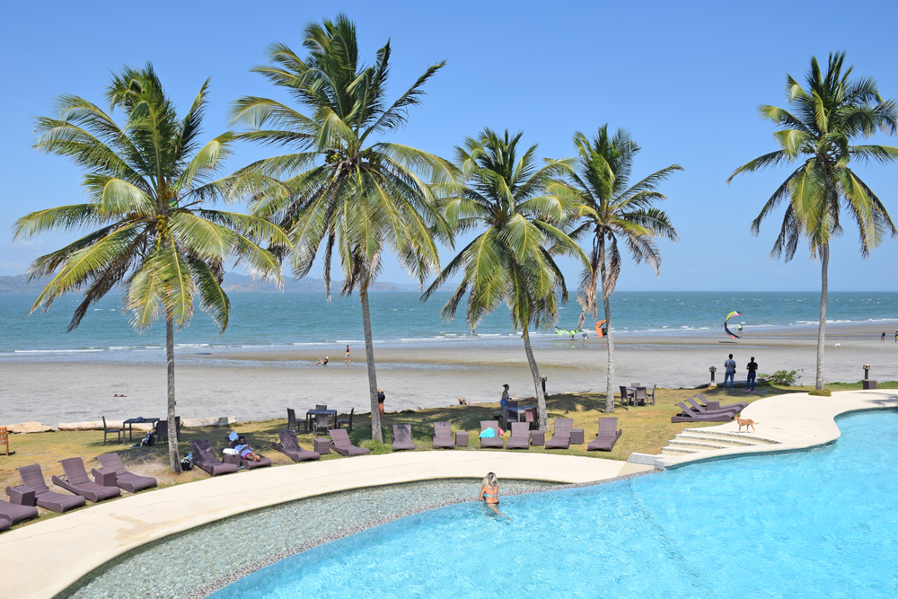 Maalaea Beach Resort - Punta Chame - Nitro City - praia no Panamá