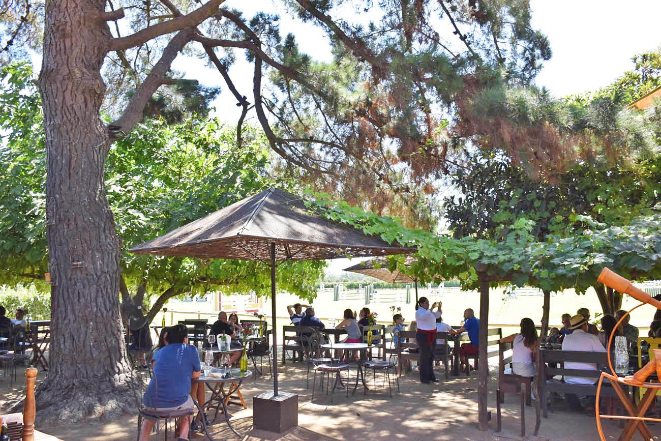 Melhores vinícolas para visitar no Vale do Colchagua - Chile - Viu Manent - restaurante Rayuela