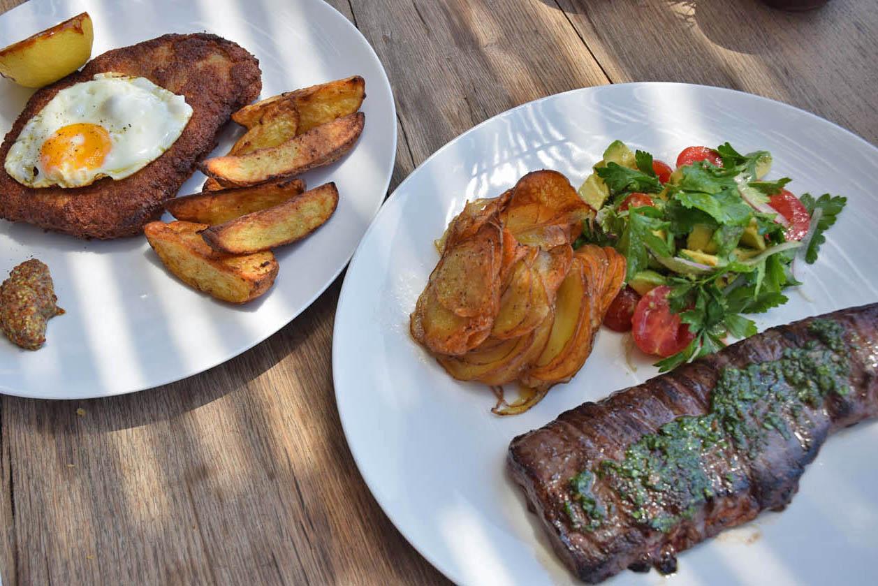Restaurante Fuegos de Apalta - Chef Francis Mallmann - Vina Montes - Vale do Colchagua - Chile