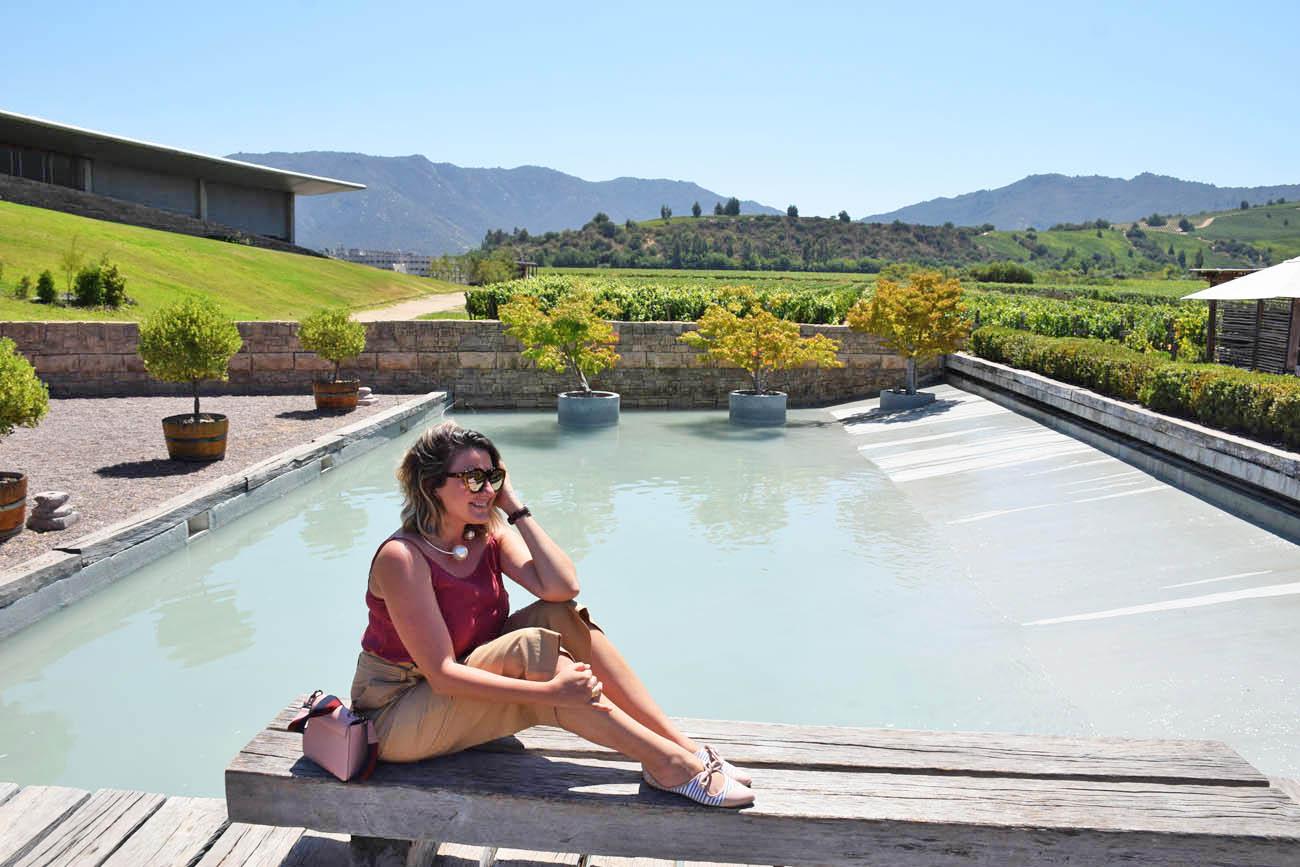 Vina Montes - Vale do Colchagua - Chile - melhores vinícolas