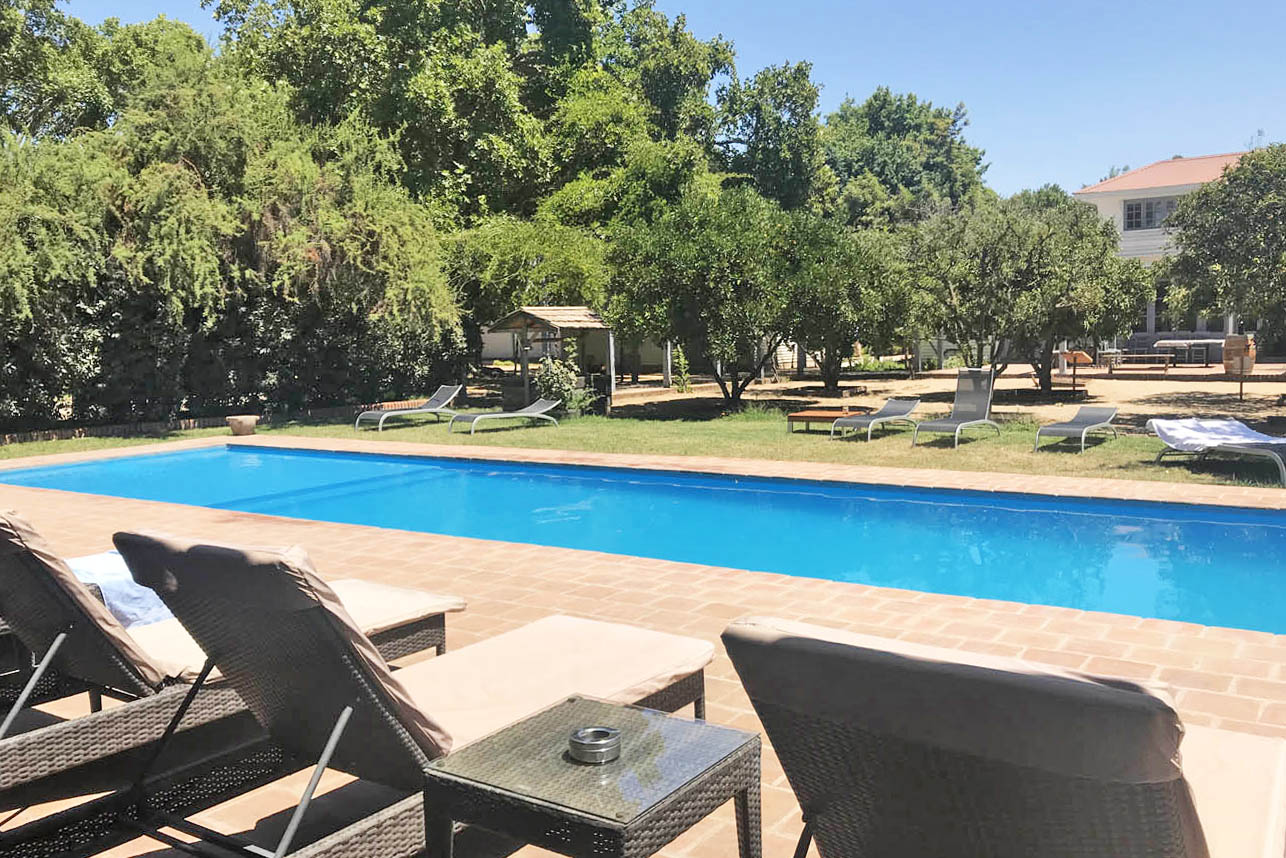 NOI Blend Colchagua - onde ficar no Vale do Colchagua - hotéis no Chile