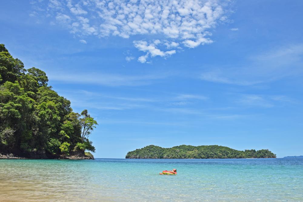 praias do Panamá - Isla Coiba - melhor mergulho do Panamá