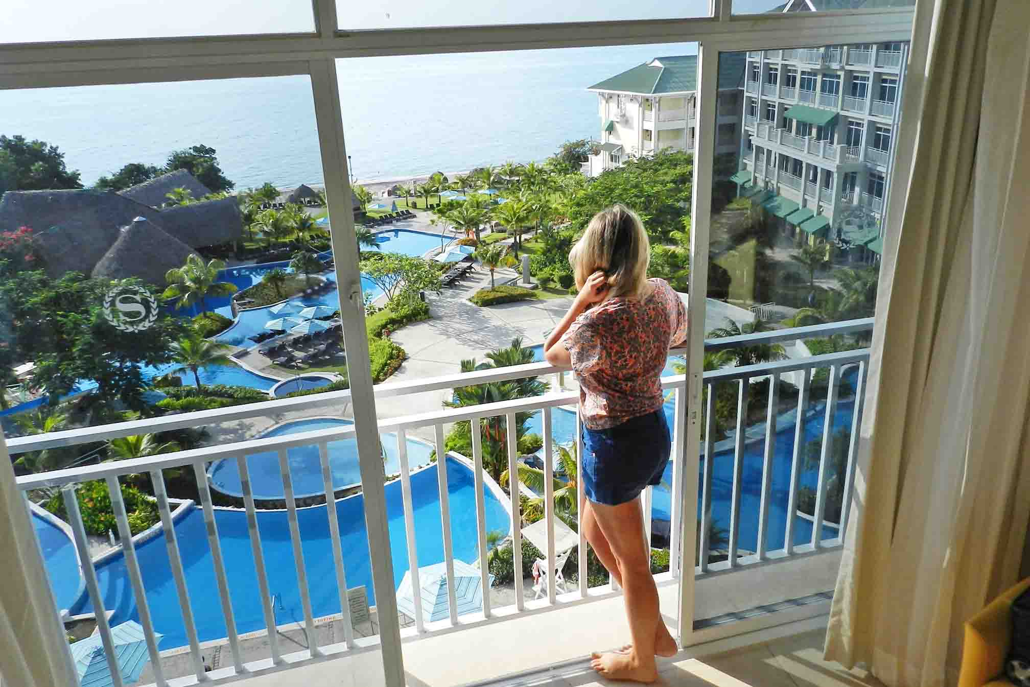 Hotel Sheraton Bijao praia de Santa Clara Panamá