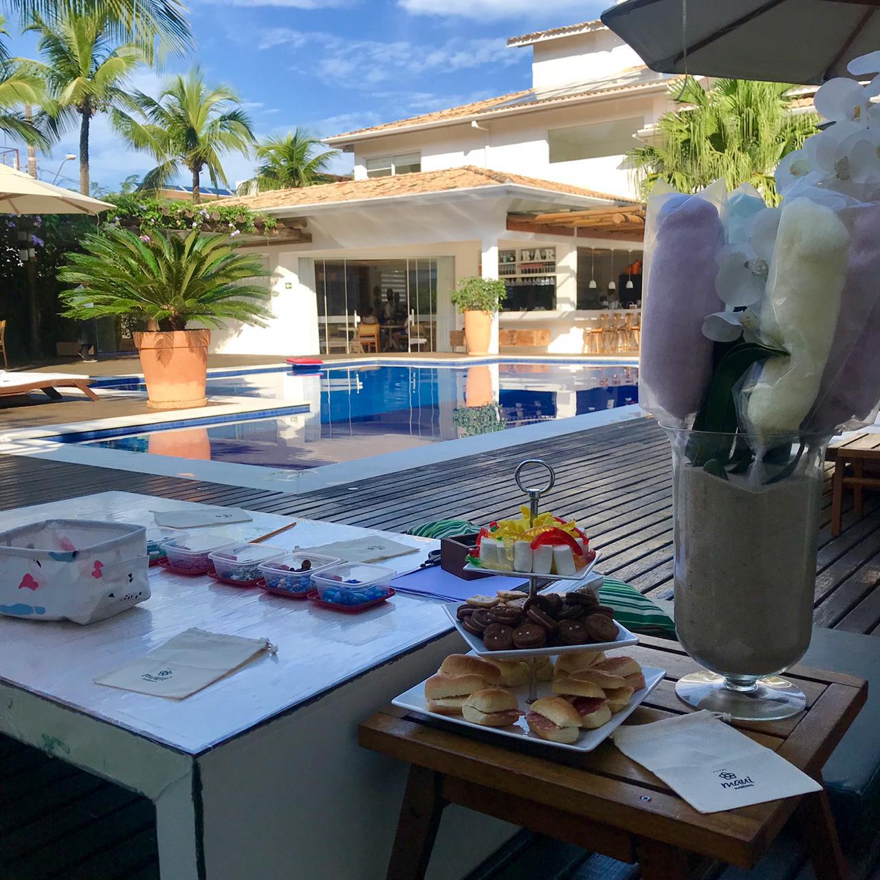 Hotel Maui Maresias -praia litoral norte são paulo - DIA DAS CRIANÇAS