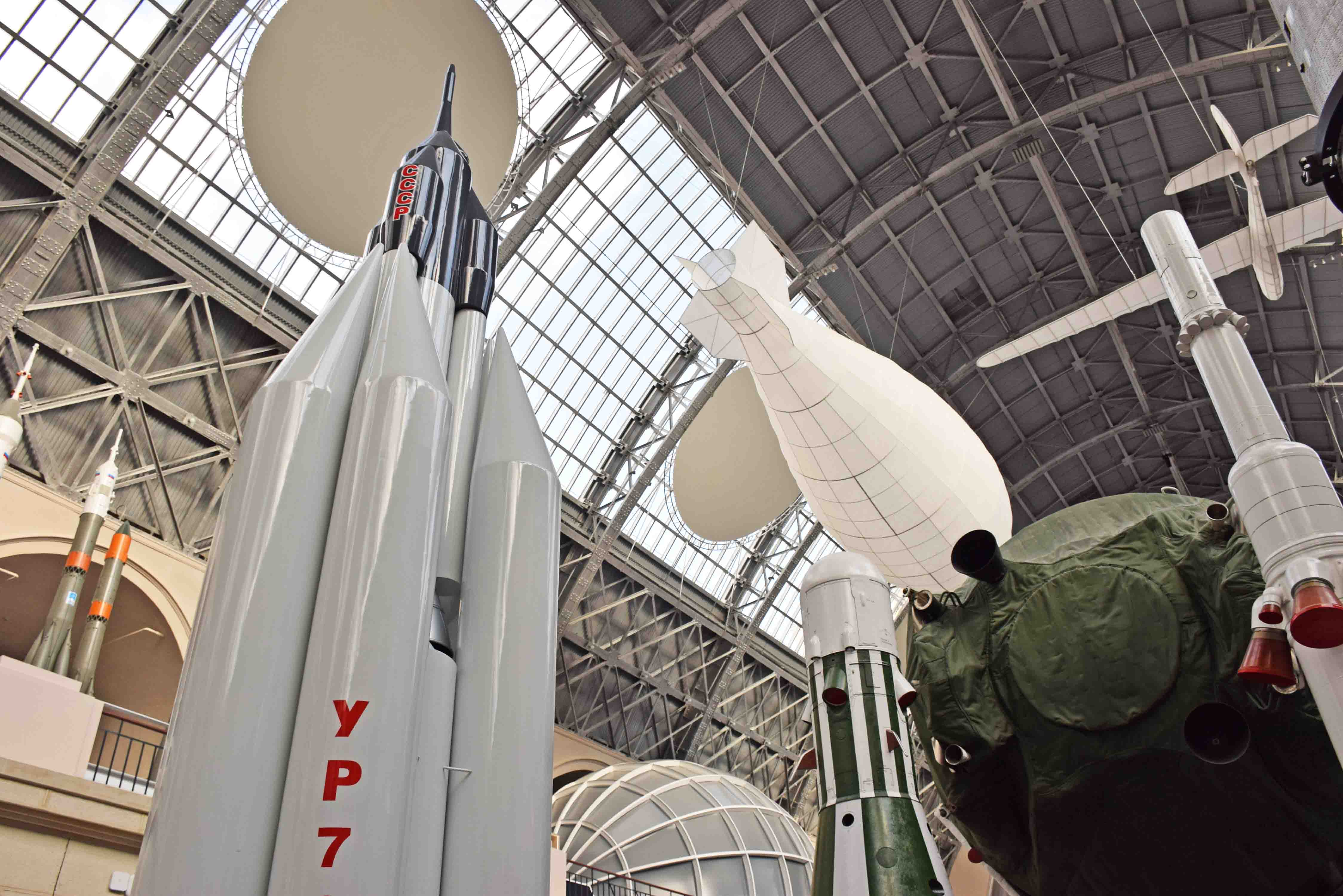Cosmonautics and Aviation Centre - VDNH - Moscow