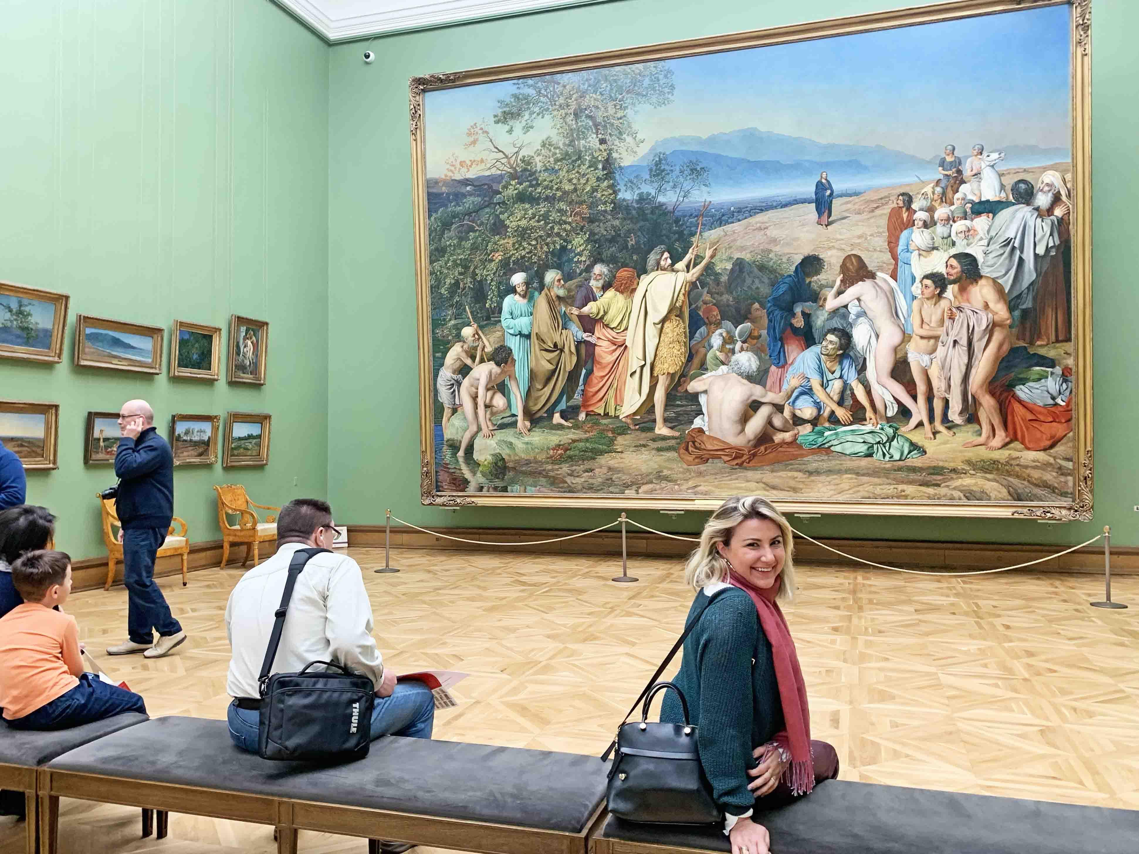 Galeria TretyakovMoscow