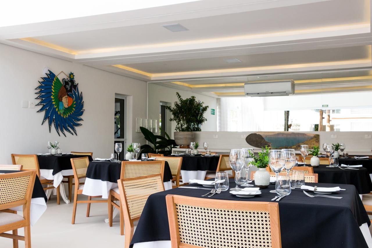 Hotel Maui Maresias -praia litoral norte são paulo - Restaurante Guató
