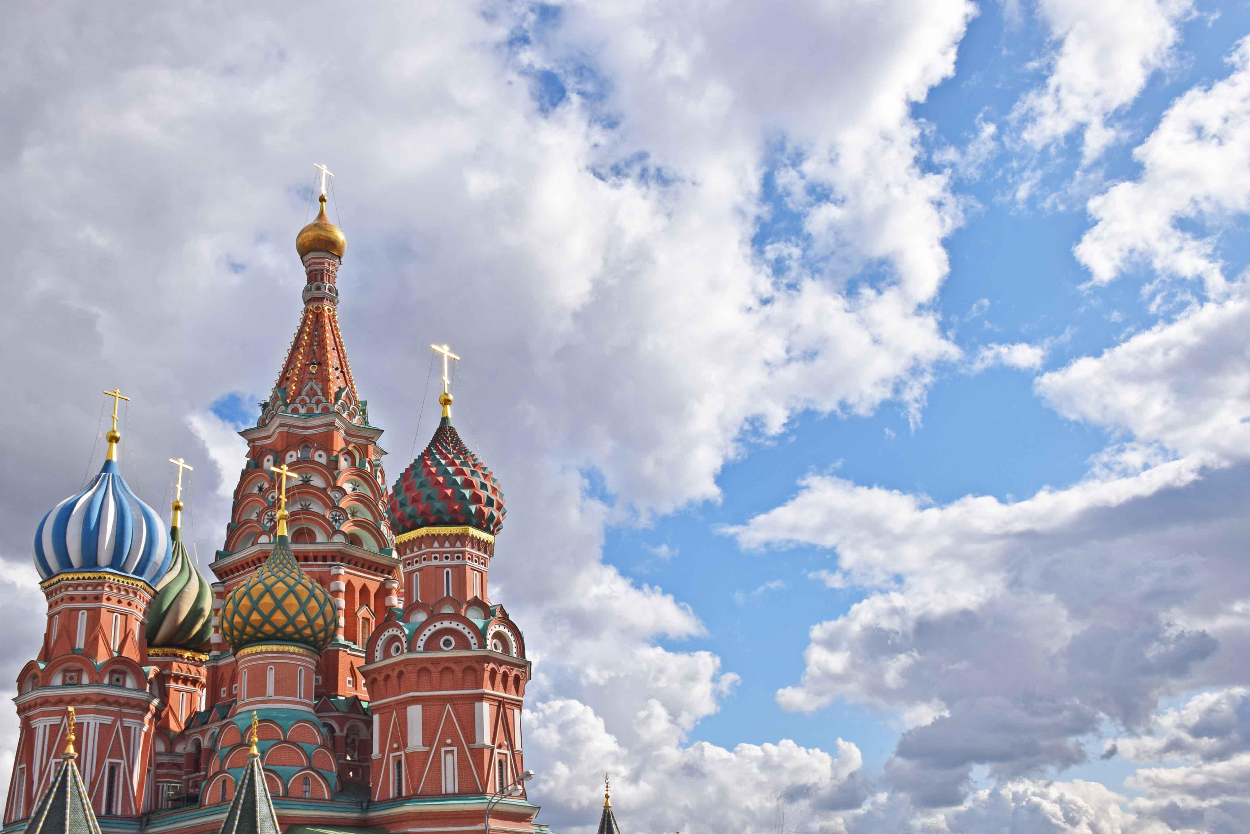 O QUE FAZER EM MOSCOU - visita catedral de são basílio
