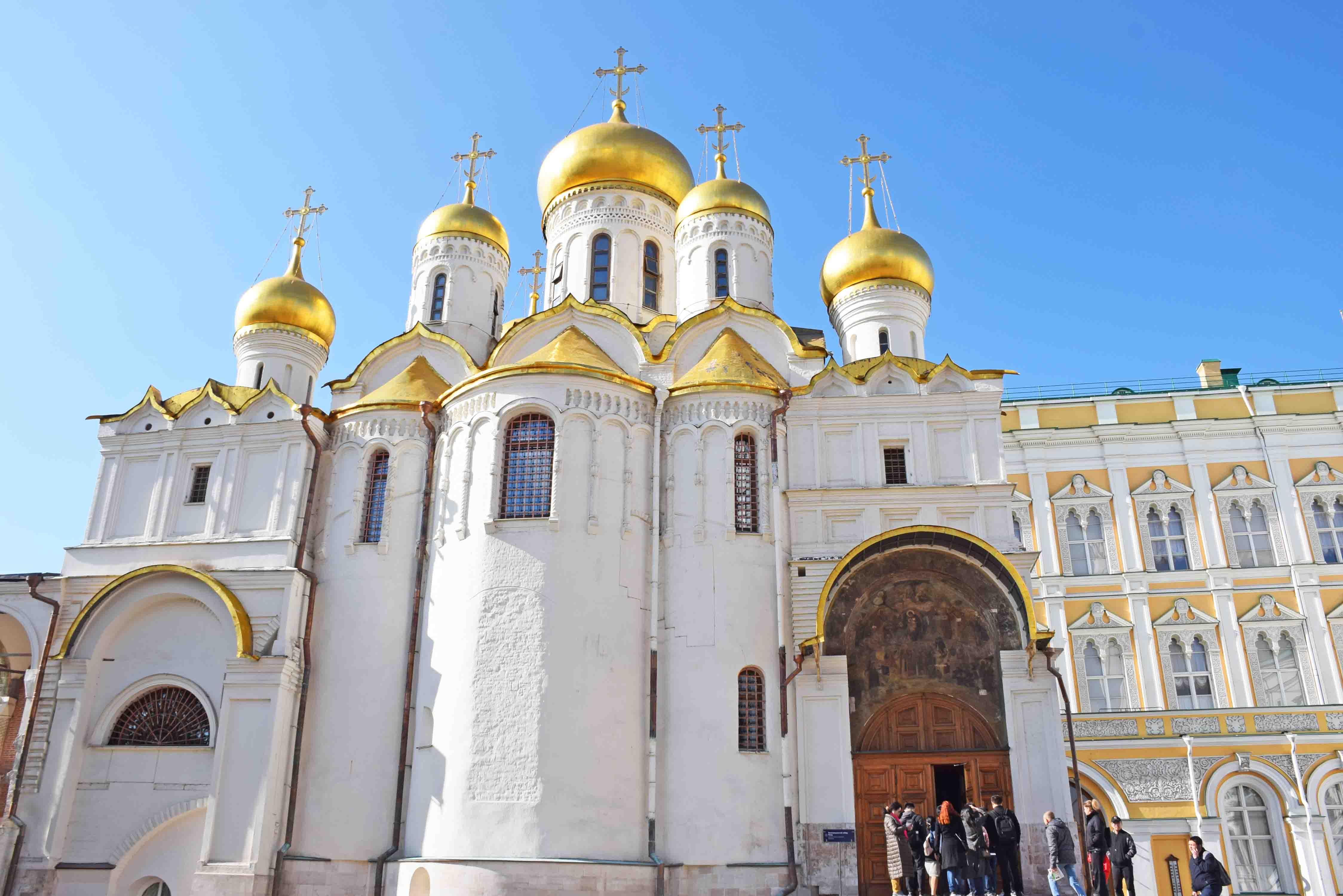 O que fazer em Moscou - Kremlin